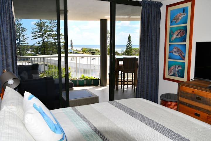 Coolum Beach Home with a View
