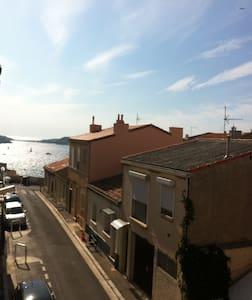 Calme entre mer et ville - Marselha - Apartamento