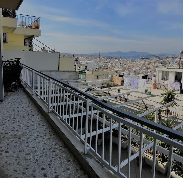 Apartment (55m2/590ft2) - Amazing View