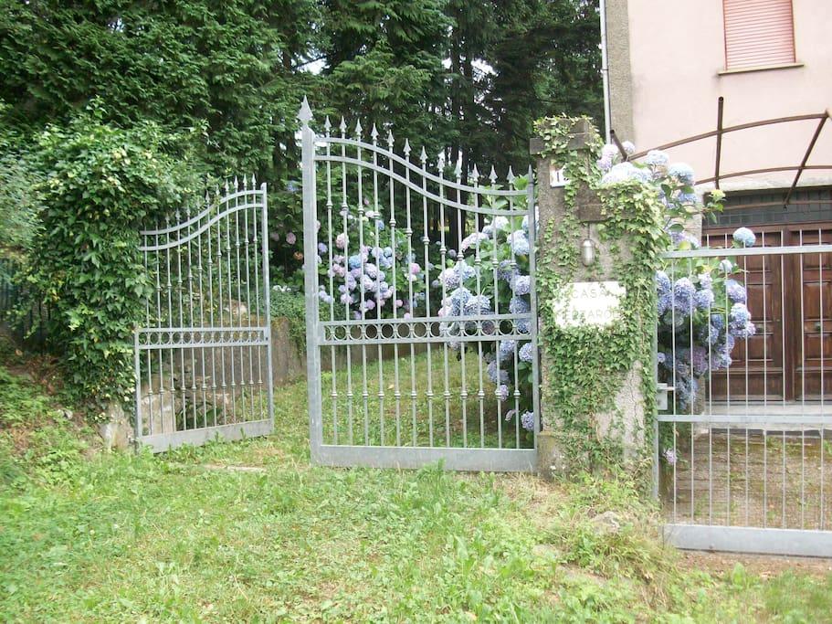 ingresso del Casale