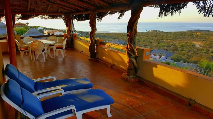 Casa Tortuga - Cabo Pulmo, Mexico