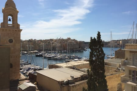 Room in the heart of the 3 Cities  - Il-Birgu - Wohnung