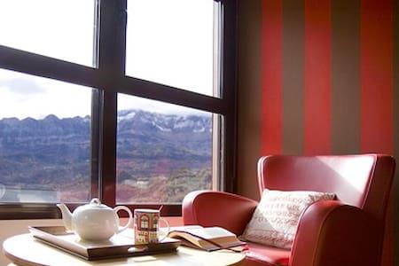 Acogedor apartamento con vistas - Panticosa - Lejlighed