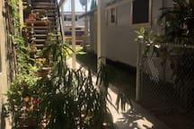 mini outdoor patio