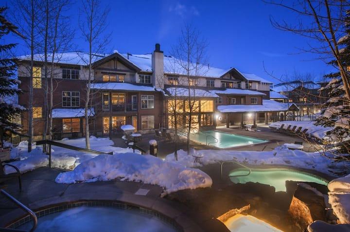 Grand Timber Lodge, Breckenridge, CO, Ski in/out