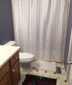 Private room/Private bathroom  - Rock Springs - House