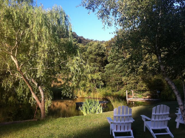 The Lakeview Cottage - sleeps 5