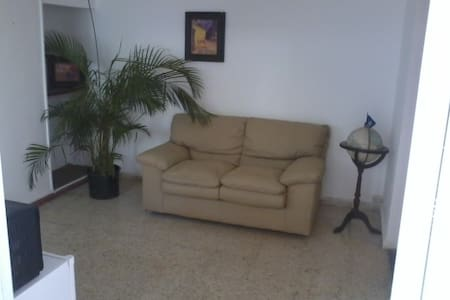 Independent Studio apartment with A/C - Santo Domingo - Lejlighed