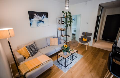 Brand new apartment in the hype area of Kalamaja