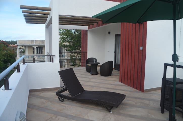 Sun Villa -Camelia(1 Bedroom Apart) - Mont Choisy - Apartment