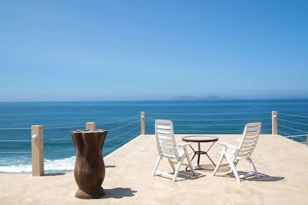 Quiet Suite with Ocean View - San Antonio del Mar