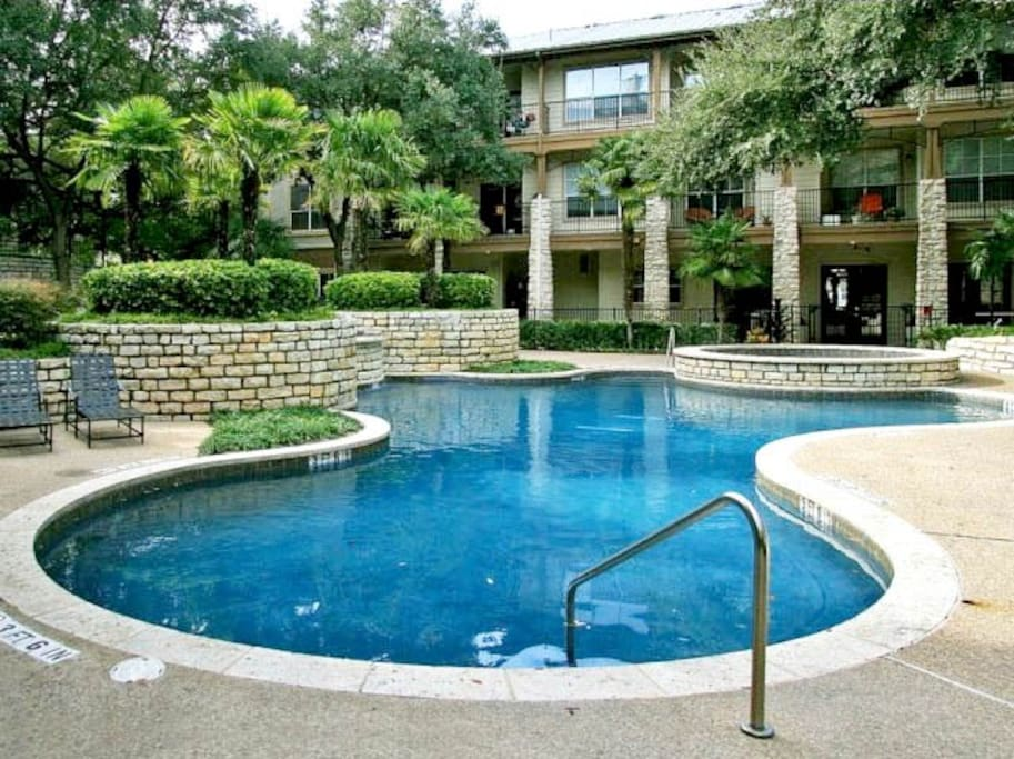 Two bedroom spot on south congress apartments for rent - 2 bedroom apartments in austin texas ...