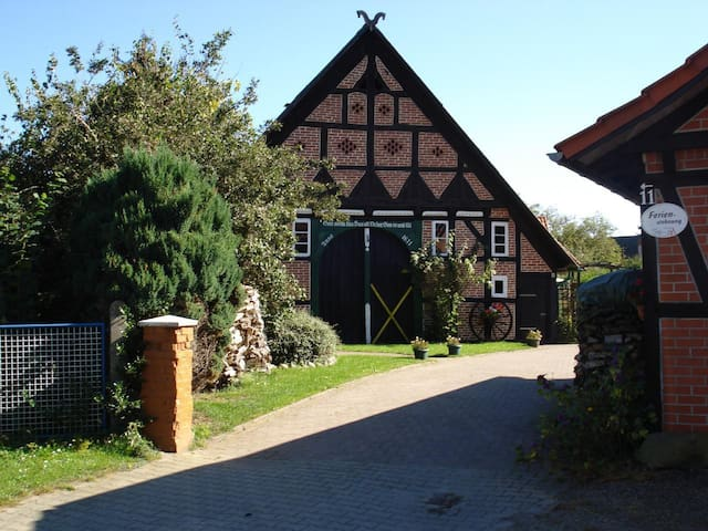De lüt Ferienhof Jameln Lüneburger-Heide/Wendland