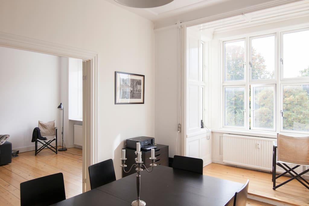 big light apartment in copenhagen apartments for rent