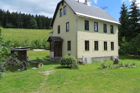 Waldidyll - Neuhaus am Rennweg - Huoneisto
