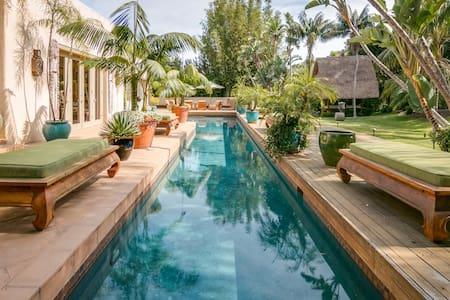 Balinese-Inspired Beauty - 蒙特西托(Montecito)
