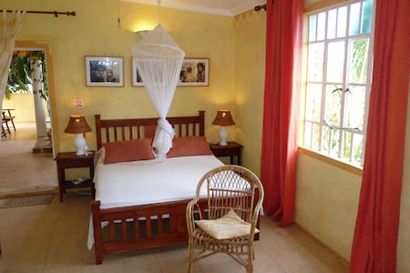 Le Morne B&B, Room for 2 persons - La Gaulette / Coteau Raffin