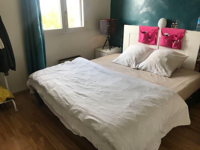Belle chambre privée