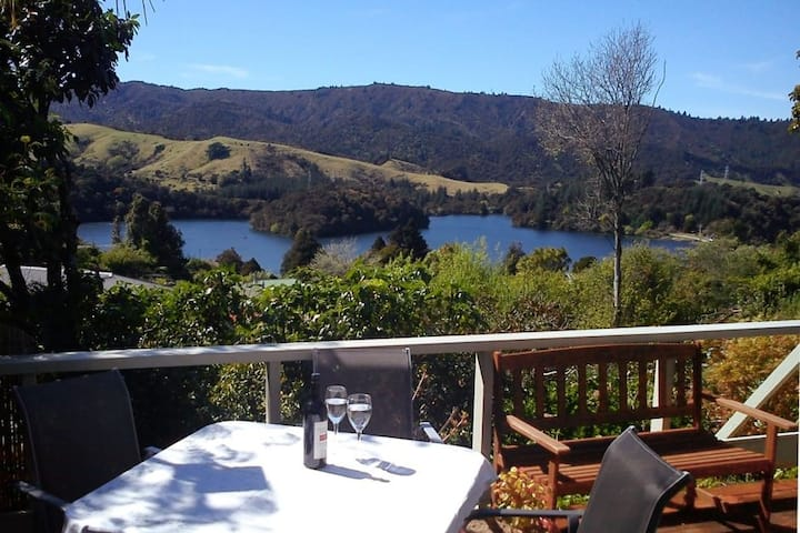 Lake Waikaremoana - The Tuai Suite Waikaremoana