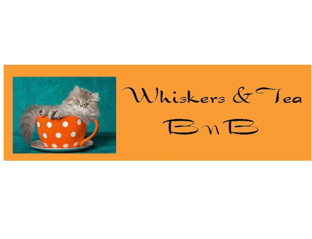 Whiskers & Tea BnB: Your home away from home!