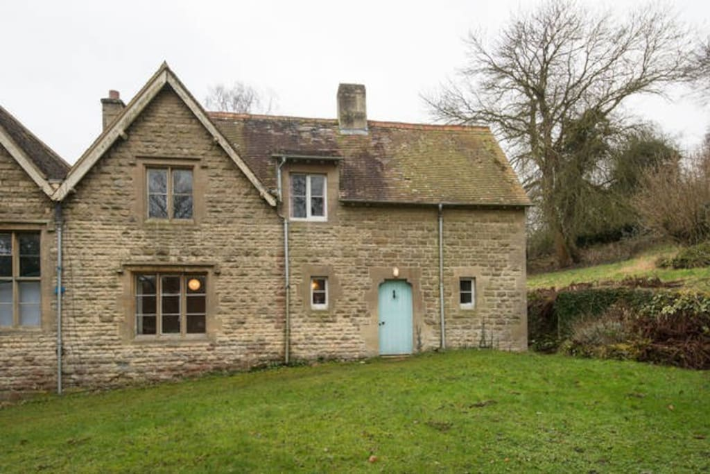 Country cottage retreat houses for rent in stroud for Cottage retreat ii