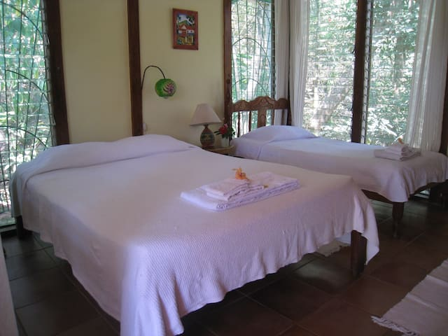 Nosara Retreat: Papaya - Nosara - Bed & Breakfast
