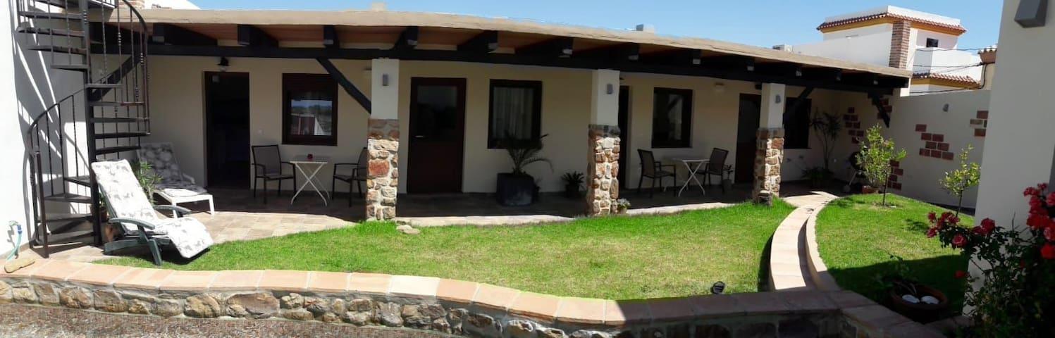 Apartamentos El Patio, Estudio Sol, Facinas,Tarifa