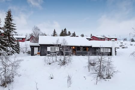 Private and charming cabin! - Svingvoll - Cabin