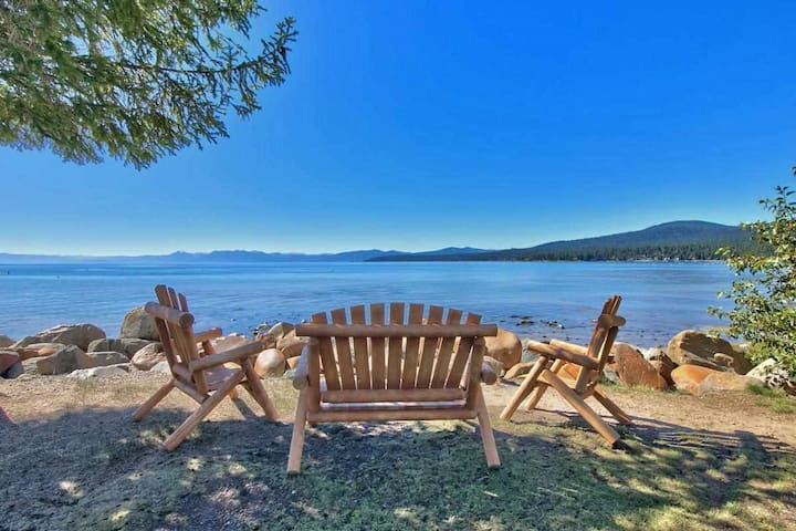 Studio Apartment by the Lake - Tahoe Vista - Apartment