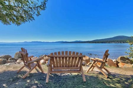 Studio Apartment by the Lake - Tahoe Vista
