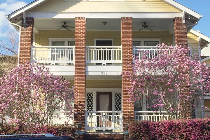 Historic Old Fourth Ward House - Atlanta - Rumah