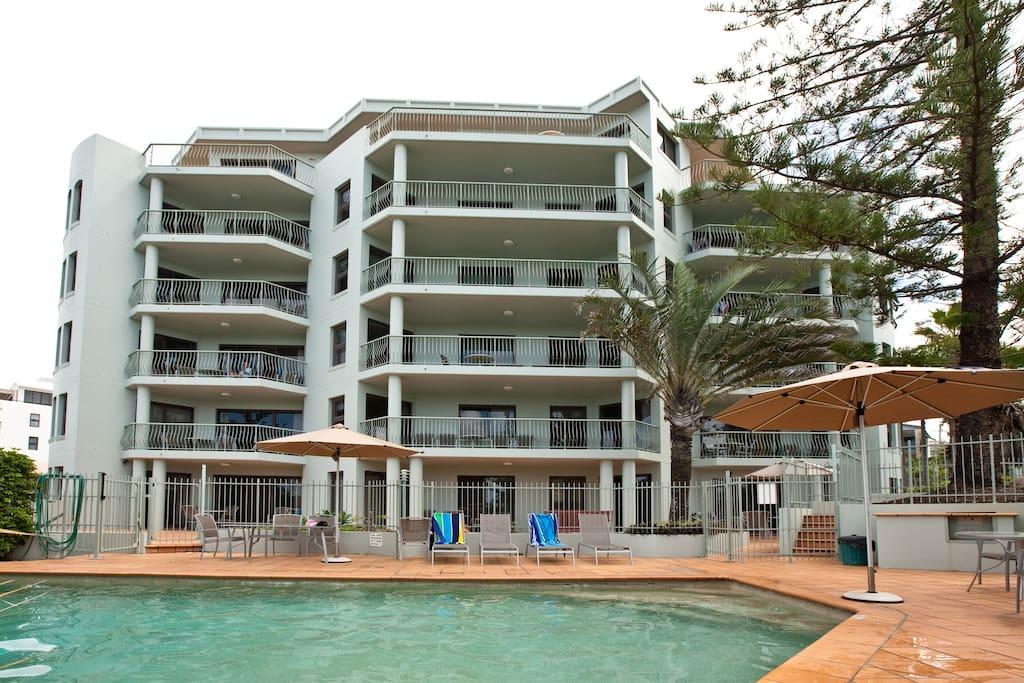 Gena Apartments