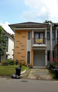Villa panbill batam - Bengkong - Villa