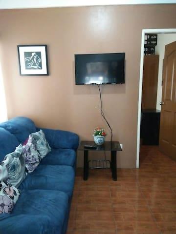 Semi condo apartment type - baguio  - Flat
