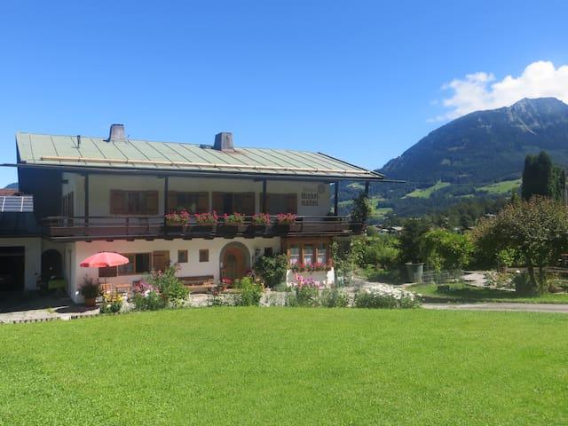 Urlaub in den Berchtesgadener Alpen - Schönau am Königssee