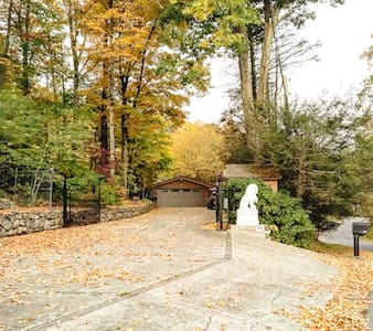 Oak Ridge Falls - Dream House in the Catskills! - Greenfield Park