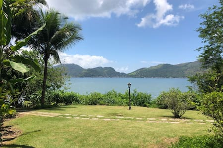 Paraíso no mar-Mangaratiba/RJ