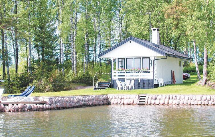 Holiday cottage with 1 bedroom on 42m² in Karlstad