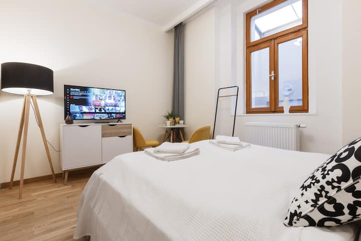 TV Tower Studio · Ideal for couples · Neat