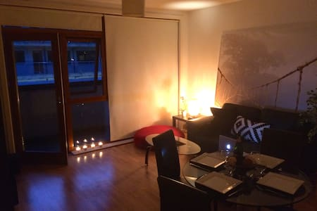 Spacious and bright flat near to city center - Dublin - Apartment