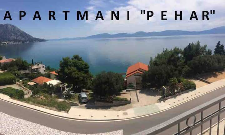 Studio 2 Apartmani PEHAR-Podaca, Makarska rivijera