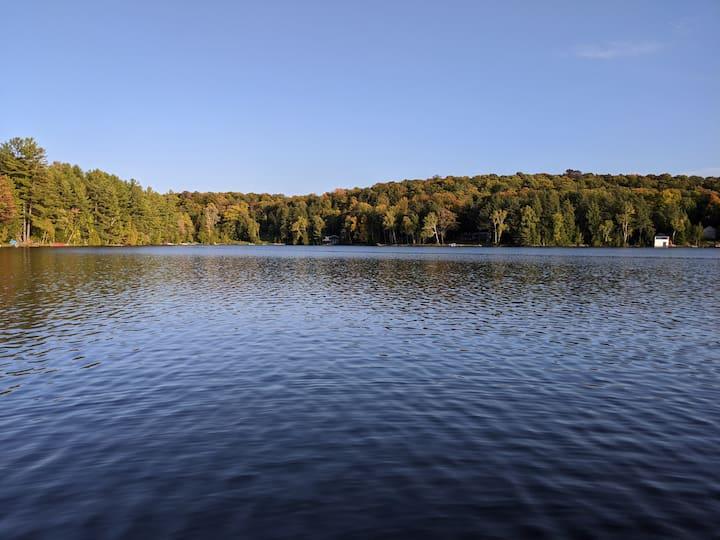 A Tory Lake Treasure in Haliburton County