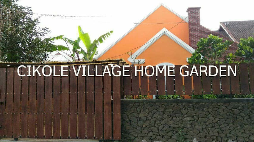 Cikole Village Home Garden