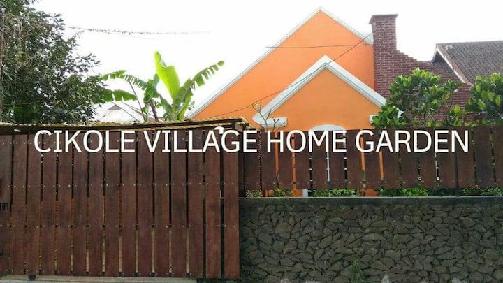 Cikole Village Home Garden