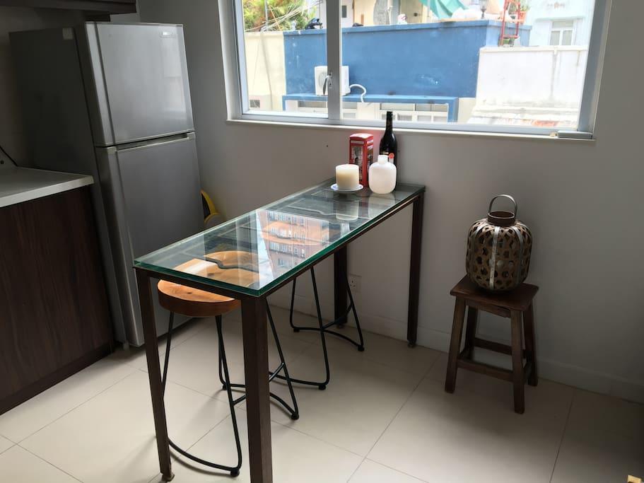 Designer Breakfast Table