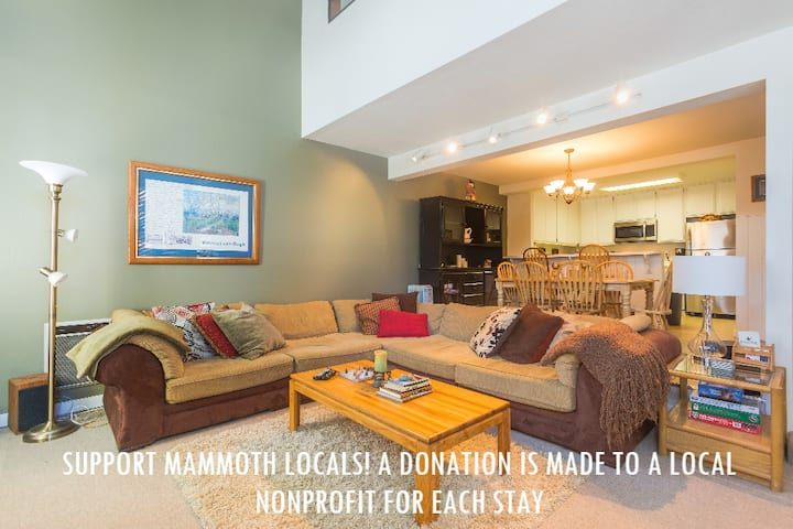 Your Mammoth Oasis