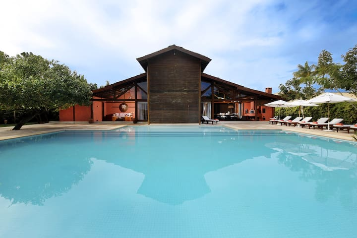 Bah001 - Luxury house in Trancoso with 6 bedrooms