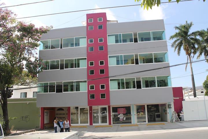 ATOCHA SUITES TOTALMENTE EQUIPADAS - Tuxtla Gutiérrez - Apartment
