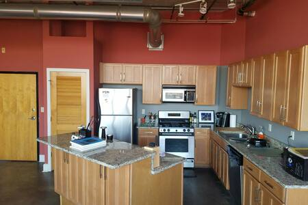 Loft in Castleberry Hills Art District - Atlanta