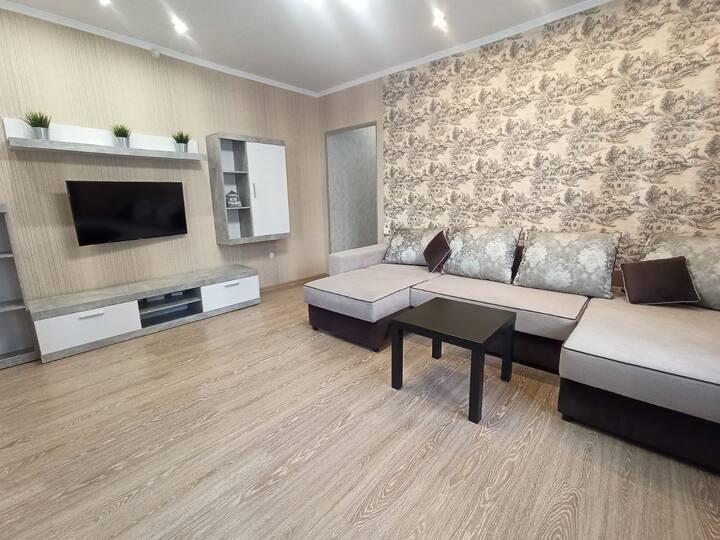 Уютная 1-комнатная квартира на Московском шоссе